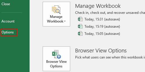 How to Speed Up the Boot Time of Excel