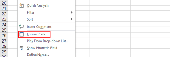 How to Merge Existing Cells in Excel Spreadsheet