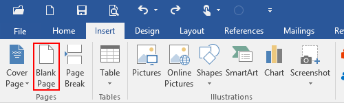 How to Duplicate a Whole Page in Word