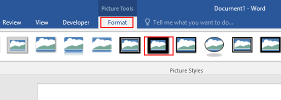 How to Format Images in Microsoft Word