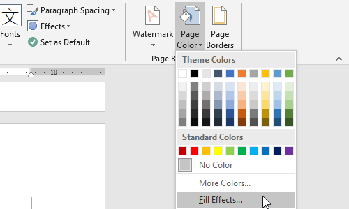 How to Create a Greeting Card in Microsoft Word