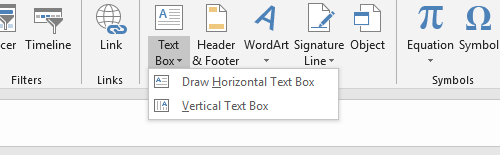 How to Insert a Text Box to Excel Worksheets