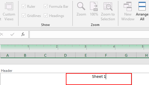 How to Print a Part of a Spreadsheet in Microsoft Excel