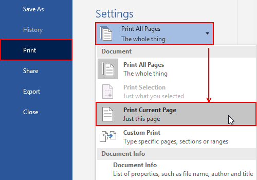 10 Tips to Print Word Documents Better According to Your Practical Needs