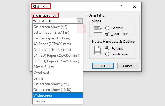 How to Change the Size of Slides in Microsoft PowerPoint