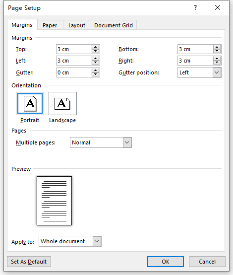 How to Create a Lined Paper Template in Microsoft Word