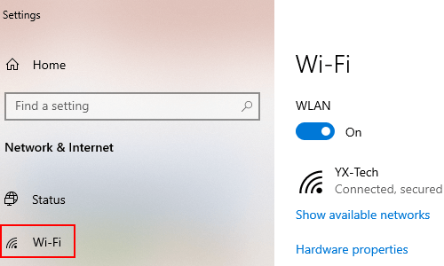How to Find Forgotten WiFi Password in Windows 10