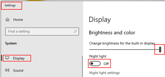 How to Change Screen Brightness in Windows 10