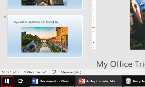 Choose Apps to Show Quick Status on the Lock Screen of Windows 10