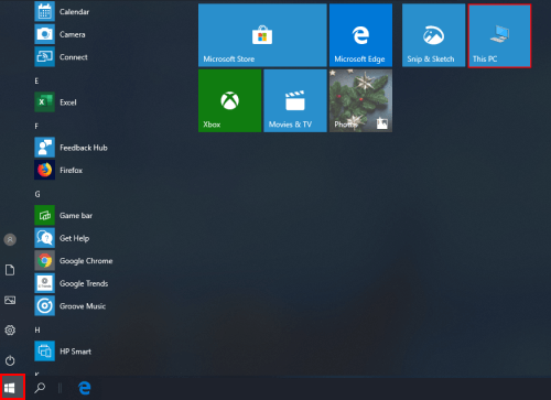 How to Pin Programs to Start Menu in Windows 10