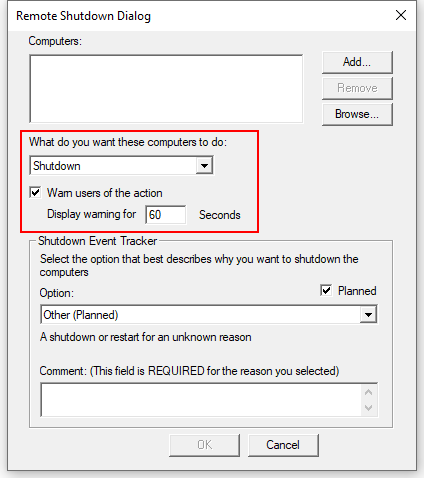 How to Make Your Computer Auto Shut Down at Specific Time