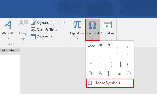 2 Methods to Insert Arrow Symbols in Word Document