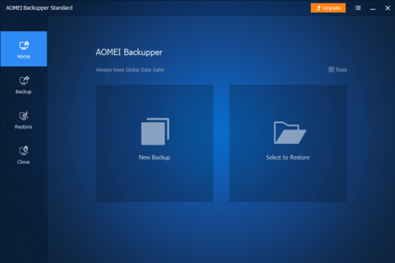 AOMEI Backupper 5.5 Review – Free and Powerful Backup Software