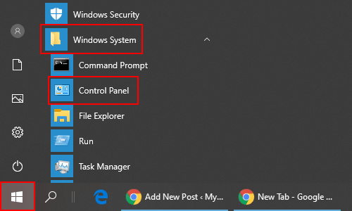 3 Methods to Get Access to Control Panel in Window 10