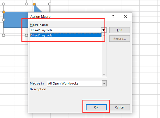 How to Run the VBA Code in Excel?