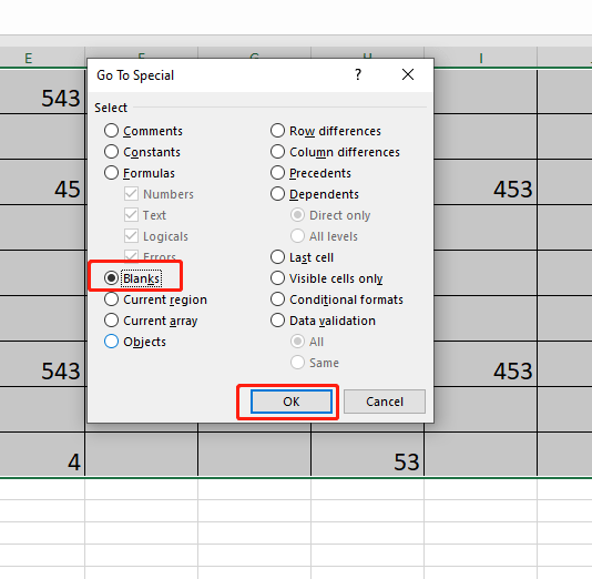 How To Enter The Same Data Or Text In Multiple Cells In Excel?