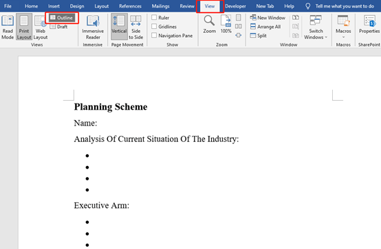 How To Export/ Convert a Word Document to PowerPoint File?