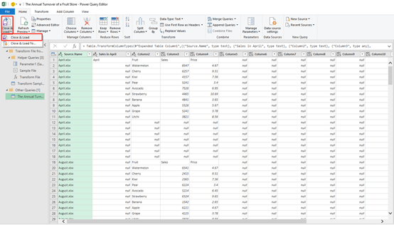 How To Merge Multiple Excel Files Into Only One Sheet