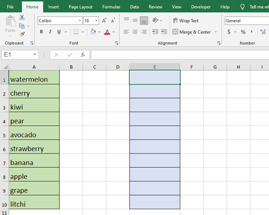 How To Capitalize First Letter In Microsoft Excel-Simple Tutorial