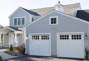 Garage Door Ideas & Pictures | Styles, Designs, Colors ... on Garage Door Color Ideas  id=48381