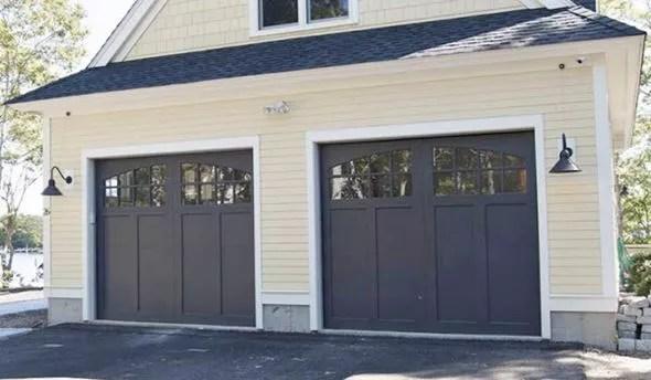 Residential Garage Door Pictures | Traditional & Modern ... on Garage Door Colors Ideas  id=87874