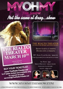 The Rialto Theater, Denison Texas @ The Rialto Theater | Denison | Texas | United States