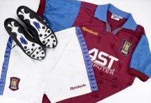 aston villa classic kit