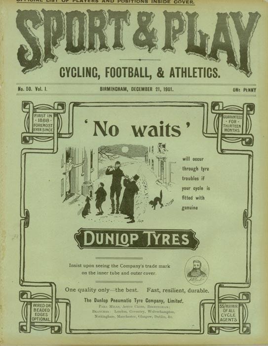 Aston Villa vs Celtic 1901