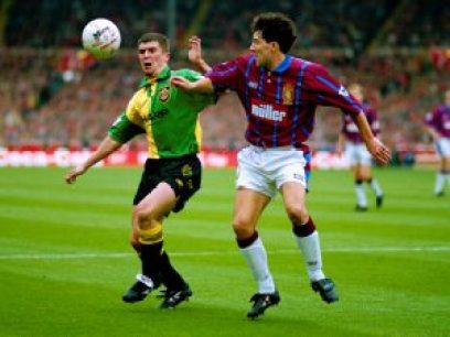 League Cup 1994 Wembley Dean Saunders