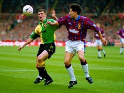 League Cup 1994 Wembley Dean Saunders