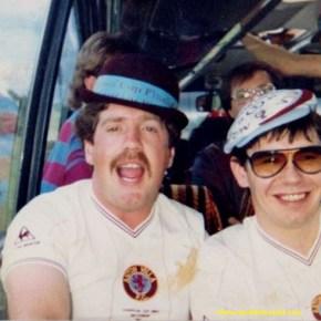 Aston Villa supporters rotterdam 1982