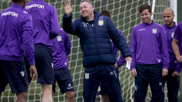 paul lambert villa smile