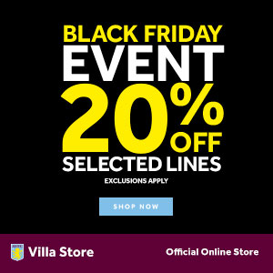 Villa Store Black Friday