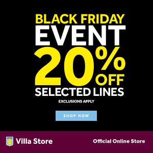 Villa Store Black Friday