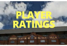 Aston Villa player ratings