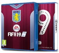 Aston Villa FIFA 19 Cover Pack
