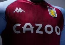 Aston Villa Home Shirt 2020/21