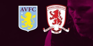 Aston Villa Hospitality competition Middlesbrough