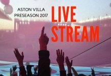 aston villa live stream