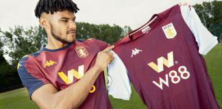 Aston Villa Shirt Release Date 2020
