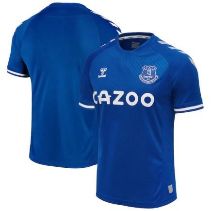 Aston Villa Cazoo shirt sponsorship logo look