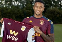 Konsa signs for Aston Villa
