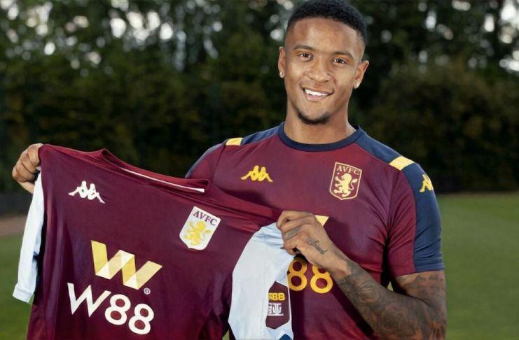 Konsa signs for Aston Villa