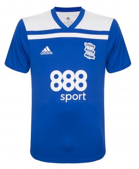 Birmingham City shirt 2018