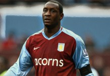 emile heskey on aston villa