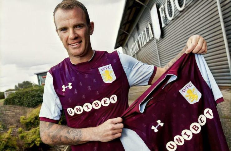 Glenn Whelan Aston Villa