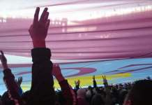 holte end surfer flag