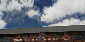 Holte End Villa Park