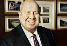 Keith Wyness Villa CEO