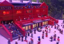 Lego Villa Park